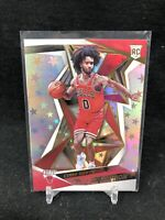 2019-20 Panini Revolution Astro Coby White Rookie RC #106, Chicago Bulls Z88