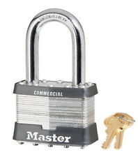 "Lock from Master 15KALH Keyed Alike Very Large 2-1/2"" Wide Laminated Steel Body"