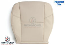 2007-2008 Cadillac Escalade EXT ESV-Passenger Side Bottom Leather Seat Cover TAN