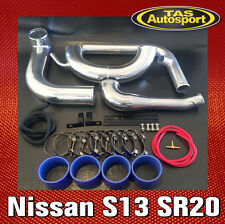 FRONT MOUNT INTERCOOLER PIPING KIT PIPE KIT Nissan Silvia S13 FMIC TURBO SR20