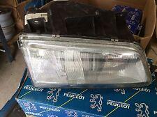 PEUGEOT 405 MK2 MI16 1992-97 RIGHT O/S Headlamp Headlight VALEO 085029 CIBIE
