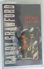 Randy Crawford.... Abstract Emotions... Cassette Album