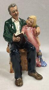 Vintage Royal Doulton Grandpas Story HN 3456 Figural