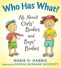 Who Has What?: All About Girls' Bodies and Boys' Bodies (Let's Talk about You a