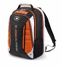 NEW Genuine KTM OGIO Circuit Backpack Book Bag Orange 3PW1671300
