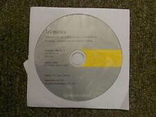 MERCEDES BENZ Telematics Model Series 212 207 07/2010 Service Manual CD OEM
