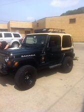 Jeep Sahara Hood Decals Cj Tj Jk Wrangler New