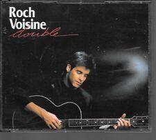 COFFRET 2 CD ALBUM 22 TITRES--ROCH VOISINE--DOUBLE--1990