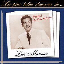 CD Les plus belles chansons de Luis Mariano - Vol. 1