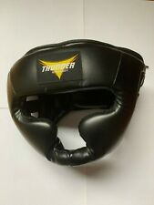 ProForce Thunder Vinyl Full-Face Boxing Headgear Guard L / XL