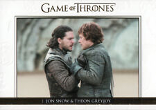 Game of Thrones Season 7, 'Relationships' GOLD Chase Card DL46 #146/225