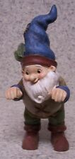 Garden Accent Lawn Edging Fence Leaning Gnome NEW Kilroy Was Here Hello Neighbor