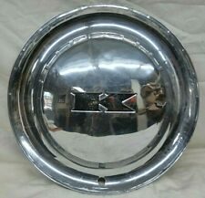 Kaiser Manhattan Dragon Deluxe Sedan Hubcap Hub Cap 1952 1953 1954 52 53 54