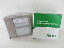 Ritto 1875230 Tastenmodul Twinbus Titan 1 8752 30 Hausklingel Türklingel Klingel