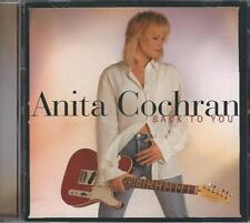 Music CD Anita Cochran Back To You