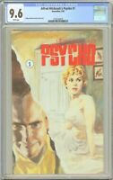 Alfred Hitchcock's Psycho #1 CGC 9.6 White Pages 1992 2122126019