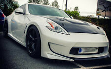 Amuse AMS style FRONT BUMPER for Nissan 370z, high quality fibreglass BODYKIT