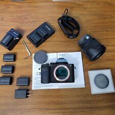 Sony Alpha A7 24.3MP Camera COMES WITH ORIGINAL BOX AND ACCESSORIES (SHIPS FAST)