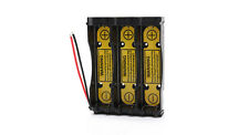 3 x18650 Holder with Battery Build-in PCM Protection Circuit Module battery sled