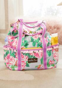 NWT Matilda Jane Brilliant daydream Carry It All Diaper Bag