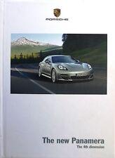 Porsche Panamera Sales Brochure