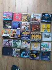 Sampler- CD Sammlung 125 Stück mit  über 170 CD-Rock/Pop/Oldies