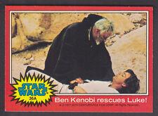 Topps Star Wars - Series 2 1977 - # 36A Ben Kenobi Rescues Luke