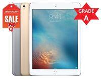 "Apple iPad 5th 2017, 32GB 128GB, Wi-Fi + Unlocked, 9.7"" GRAY SILVER GOLD (R)"