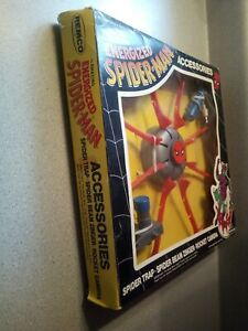 THE AMAZING ENERGIZED SPIDER-MAN ACCESSORIES BY REMCO 1978
