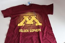 Ncaa University of Minnesota Golden Gophers Men's Short Sleeve T-Shirt Sz S