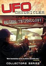 Ufo Chronicles: Alien Technology [New DVD]