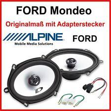 FORD MONDEO enceintes avant porte haut-parleur arrière remplacement BOXE