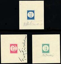 Germany Various Signed Essays (Zentrallaboratorium)