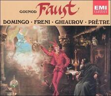 Charles Gounod: Faust (CD, Dec-1986, 3 Discs, EMI Music Distribution)