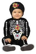 Day of the Dead Baby Bones Extrême Halloween Fancy Dress Costume