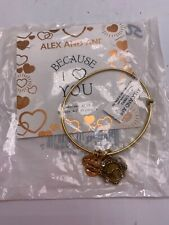 Love You Granddaughter Bangle #503 Nwt Alex and Ani Because I