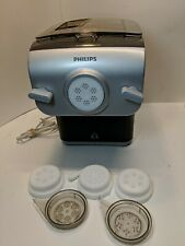 Philips Smart Pasta Maker Hr2358 with Some Attachments - Works