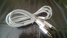 Apple Composite AV Audio Video Cable To TV Original iPod AV Cable