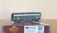 N Scale BLI SOUTHERN PACIFIC B UNIT DCC & SOUND