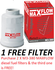 Maxflow® Diesel Fuel Filter suit Ford Ranger PJ PK 2.5L 3.0L WL-AT Z699 Filter