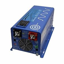 AIMS-PICOGLF20W12V120VR-AIMS Power 2000 Watt Pure Sine Inverter Charger with Tra