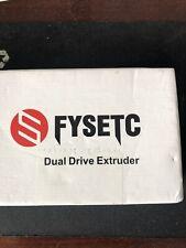 fysetc dual drive extruder