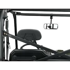 Moose Utility - 18050A - Wide Angle Rearview Mirror, 1.75in. Clamp