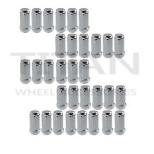 32 Chrome Lug Nuts | 9/16"