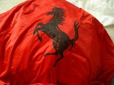 OEM Ferrari 458 Italia Red indoor car cover W/ Mirror Pockets + Logos