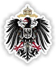 Coat of Arms Sticker German Empire 1871-1918 Deutschland Deutsches Kaiserreich