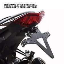 Kennzeichenhalter Heckumbau Kawasaki Z1000 und Z 1000 SX verstellbar tail tidy