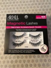 Ardell Magnetic Lashes False Eyelashes Double Demi Wispies Reusable