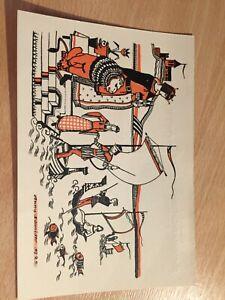 Germany Postcard 1925 postcard Braunschweig Anny Schmidt