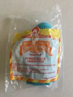 Mighty Morphin Power Rangers McDonalds TOY 1995 POWER FLUTE  NEW IN PACKAGE